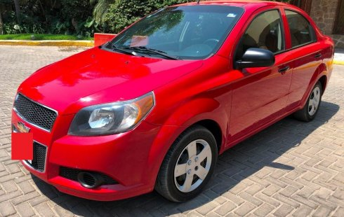 Chevrolet Aveo 1.6 Ls 2013