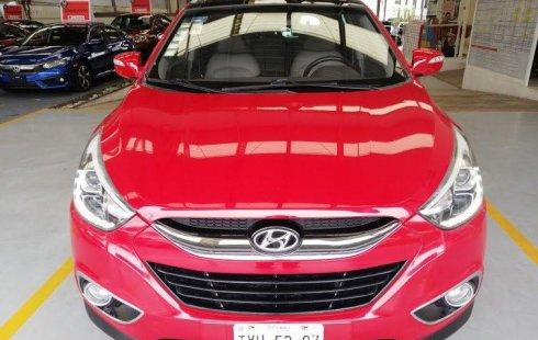 Se vende urgemente Hyundai ix35 2015 Automático en Puebla