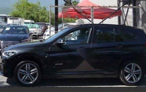 Coche impecable BMW X1 con precio asequible