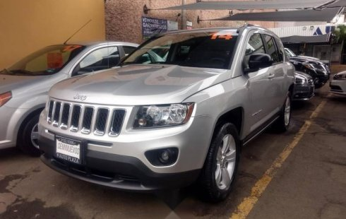 Se vende urgemente Jeep Compass 2014 Manual en Zapopan