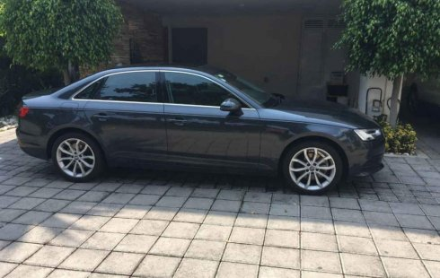 Audi A4 2017 impecable