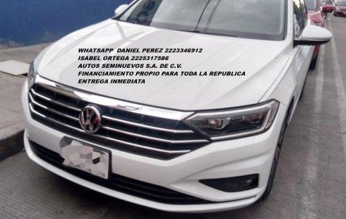 Nuevo Jetta MKVII 2019 Puebla