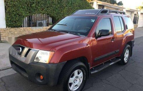 Quiero vender un Nissan Xterra usado
