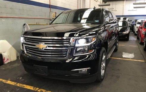 Se pone en venta un Chevrolet Suburban