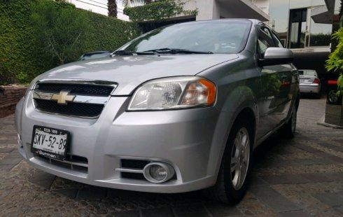 Quiero vender un Chevrolet Aveo en buena condicción