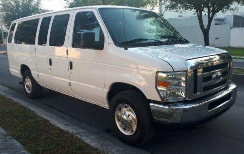 Urge!! Un excelente Ford Econoline 2012 Automático vendido a un precio increíblemente barato en Nuevo León