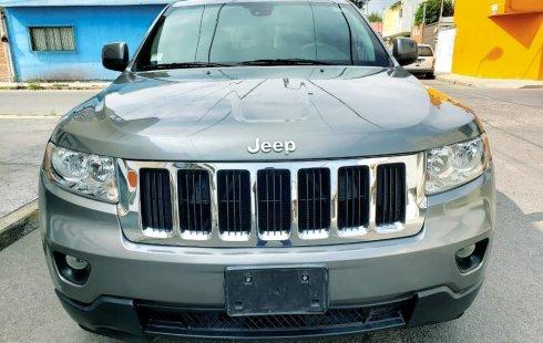 Se vende urgemente Jeep Grand Cherokee 2012 Automático en Puebla