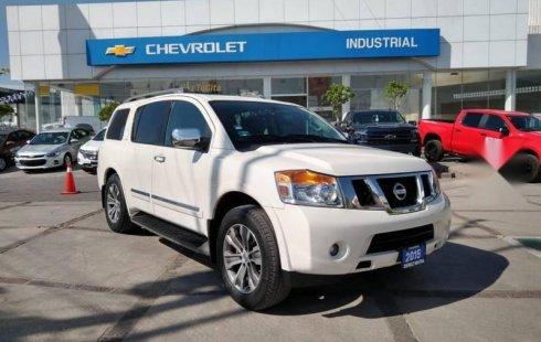 Nissan Armada impecable en Querétaro más barato imposible