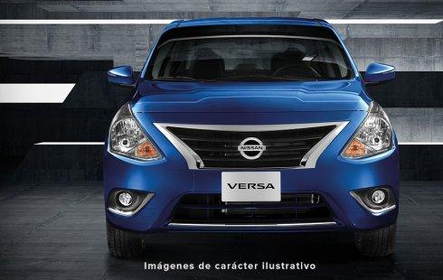 Nissan Versa 2019 barato en Monterrey