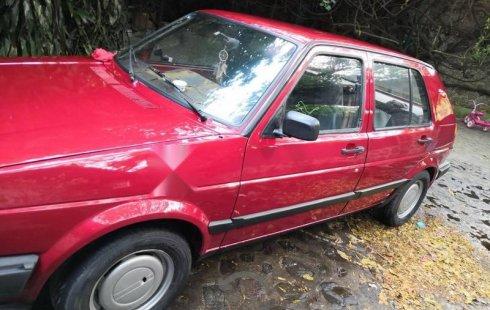 Urge!! En venta carro Volkswagen Golf 1992 de único propietario en excelente estado