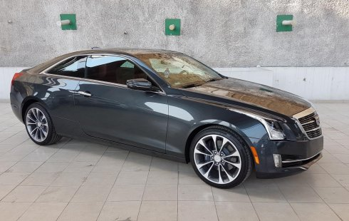Cadillac ATS Coupe 2.0L 2018 $ 699,500