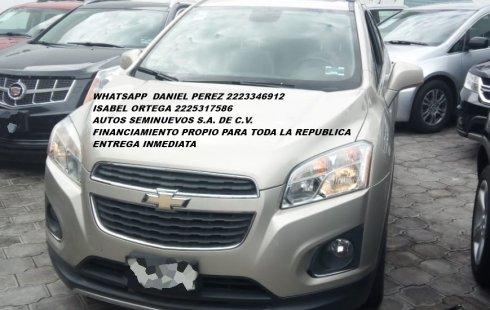 Trax LTZ 2015 Puebla
