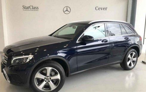 Mercedes-Benz Clase GLC 2019 usado en Cuernavaca