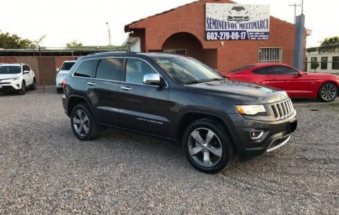 Jeep Grand Cherokee Limited Lujo 2016 4x2