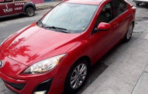 Mazda 3 modelo 2011 sin fallas