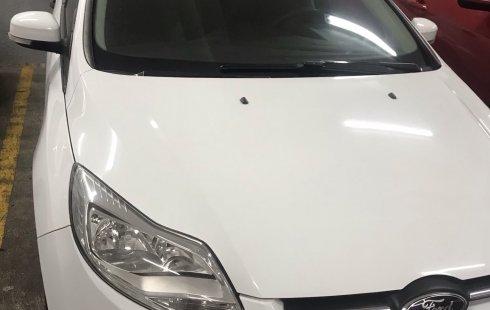 Ford Focus 2014 Sedán