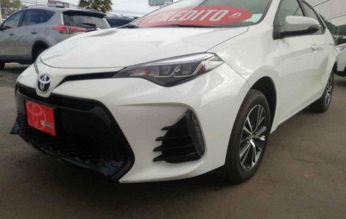 Vendo un Toyota Corolla por cuestiones económicas