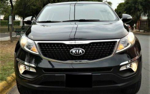 Se vende urgemente Kia Sportage 2016 Automático en Nuevo León