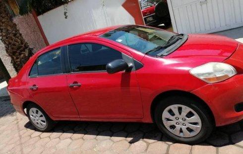 SHOCK!! Un excelente Toyota Yaris 2007, contacta para ser su dueño