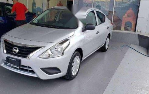 Nissan Versa 2019 barato en Iztapalapa
