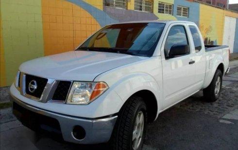Quiero vender inmediatamente mi auto Nissan Frontier 2005 muy bien cuidado