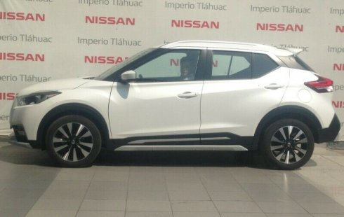 Urge!! Vendo excelente Nissan Kicks 2018 Manual en en Tláhuac