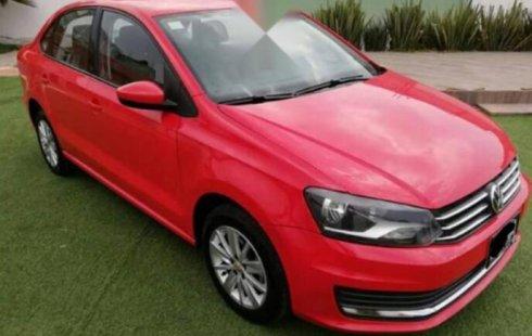 Vendo un carro Volkswagen Vento 2016 excelente, llámama para verlo