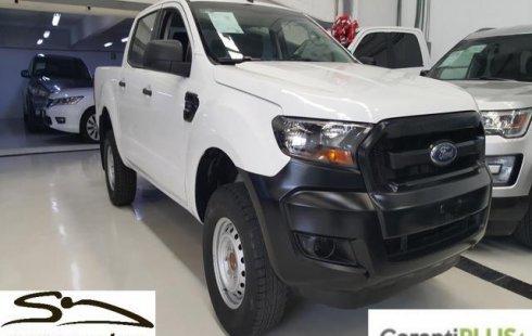 No te pierdas un excelente Ford Ranger 2017 Automático en Benito Juárez