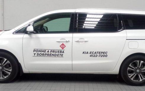En venta un Kia Sedona 2019 Automático muy bien cuidado