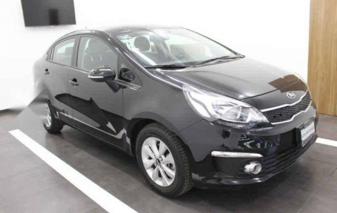 Vendo un Kia Rio impecable