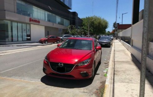 Mazda 3 2016 impecable