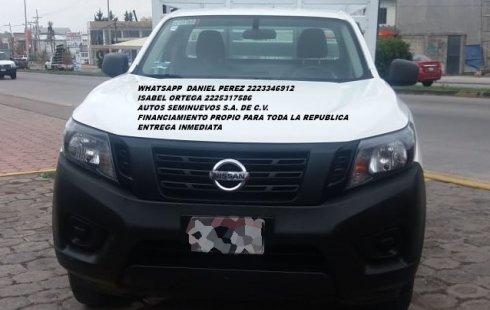 Nissan NP300 Estacas 2016 Puebla