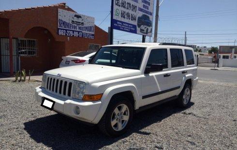 Jeep Commander 4X4 2006 Blanca