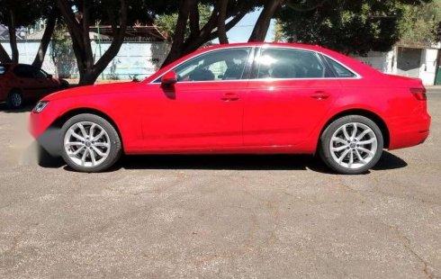 Se vende urgemente Audi A4 2017 Automático en Benito Juárez