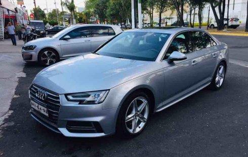 Me veo obligado vender mi carro Audi A4 2017 por cuestiones económicas