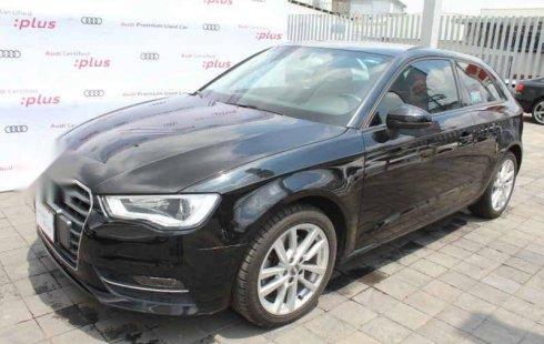 Se vende urgemente Audi A3 2015 Automático en Tlalnepantla de Baz