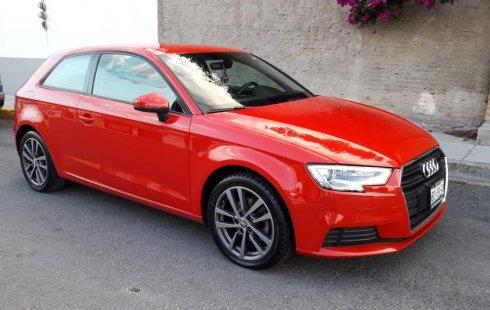 Audi A3 2017 barato