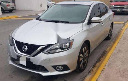 No te pierdas un excelente Nissan Sentra 2017 Automático en Ramos Arizpe