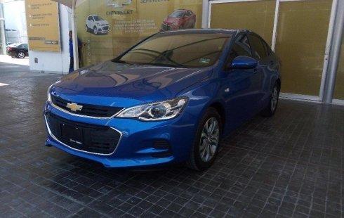 Carro Chevrolet Cavalier 2018 de único propietario en buen estado