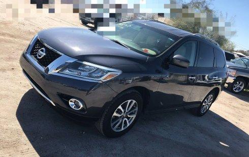Nissan Pathfinder impecable en Mexicali más barato imposible