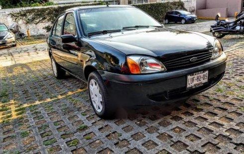Urge!! En venta carro Ford Fiesta 2002 de único propietario en excelente estado