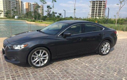 Mazda Mazda 6 2016 barato en Yucatán