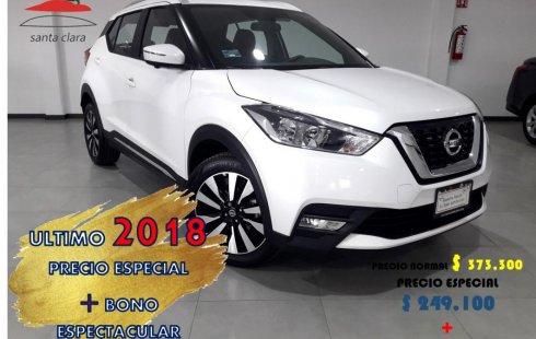 Urge!! Vendo excelente Nissan Kicks 2018 Automático en en México State