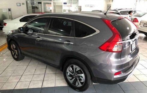 Quiero vender inmediatamente mi auto Honda CR-V 2016 muy bien cuidado