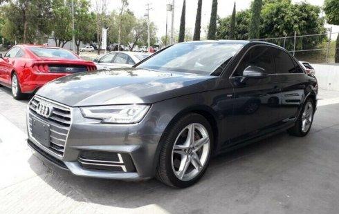 Audi A4 2017 barato en Guanajuato