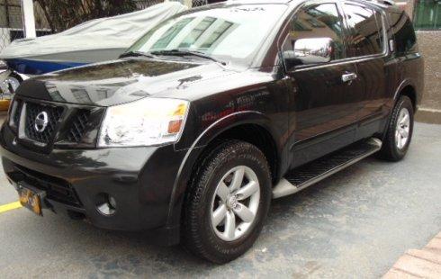 Nissan Armada 2009 barato