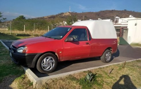 Ford Courier 2005 impecable