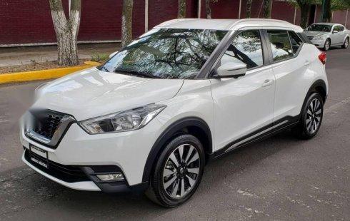 Un Nissan Kicks 2018 impecable te está esperando