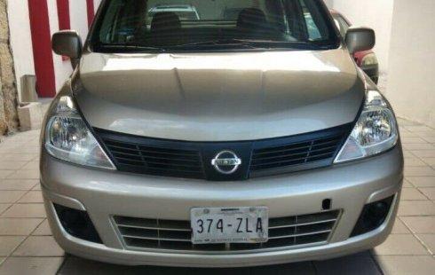 Nissan Tiida 2013 barato en Nuevo León