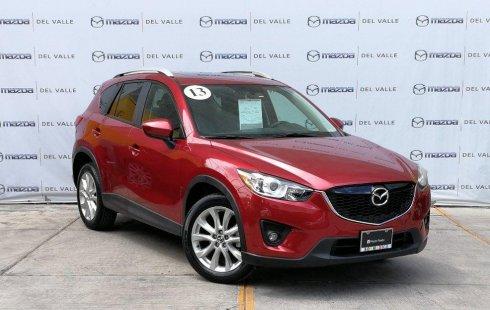 Quiero vender inmediatamente mi auto Mazda CX-5 2013 muy bien cuidado